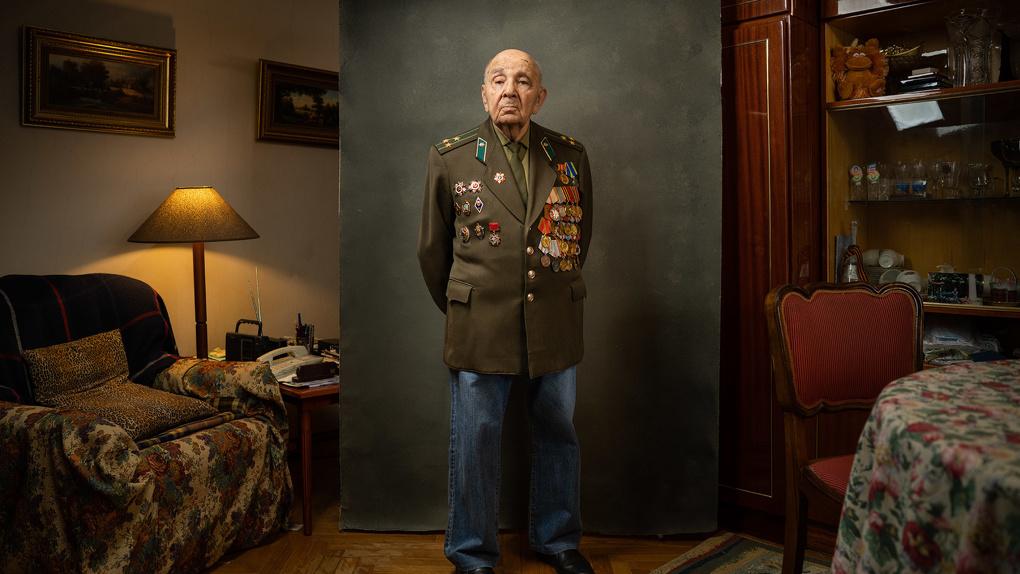 Уникальные истории ветеранов в проекте «Слово Победителям»