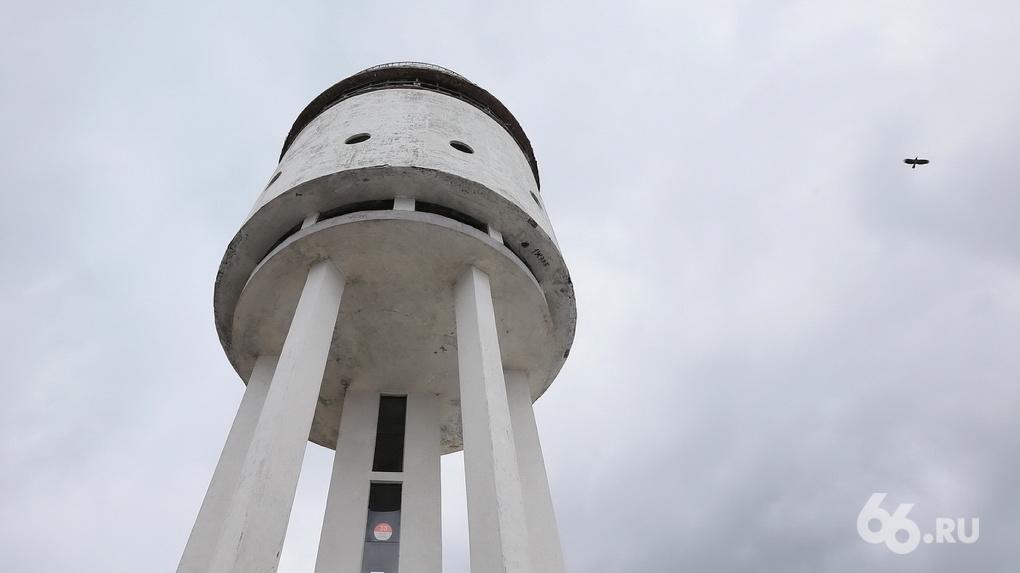 Госохрана урезала охраняемую законом территорию Белой башни на Уралмаше