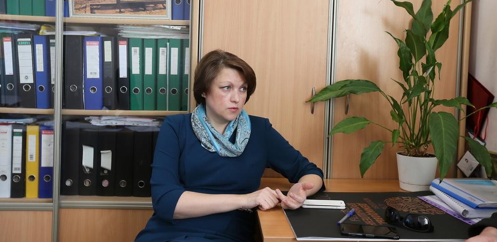 Екатерина Сибирцева: «Переход на электронные учебники неизбежен. Осталось найти деньги»