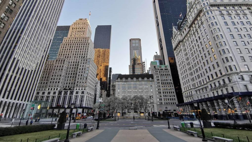 Посмотрите, как выглядит Нью-Йорк без людей. Коронавирусный фоторепортаж
