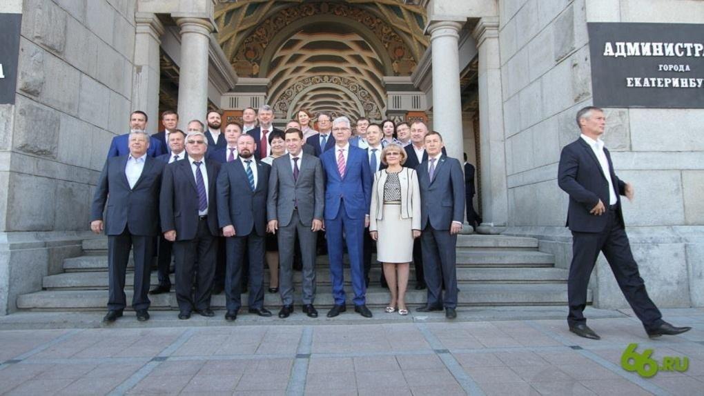 Евгений Ройзман ушел в отставку