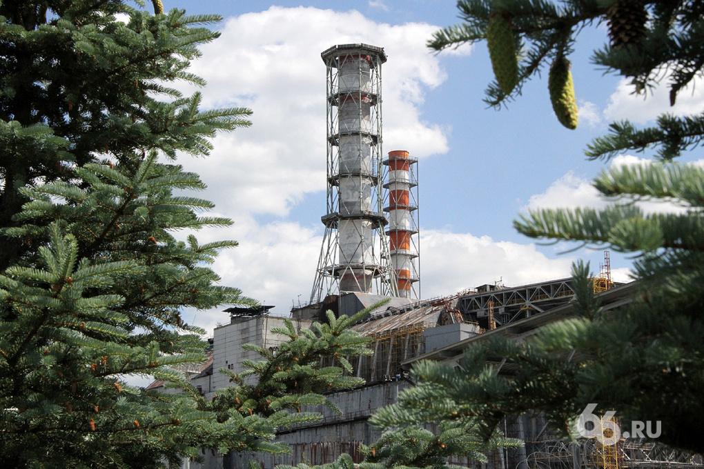 Годовщина чернобыльской катастрофы: фоторепортаж с АЭС и из заброшенной Припяти