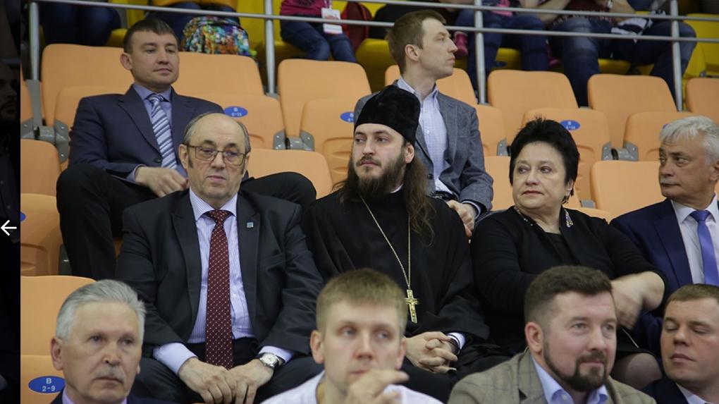 Секретарь Екатеринбургской епархии назвал Андрея Козицына и Андрея Симановского архангелами