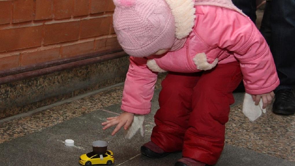 ВЕкатеринбурге 5-летняя девочка одна ушла изсада