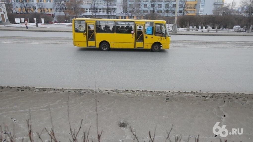 Улицы Екатеринбурга избавят от маршруток