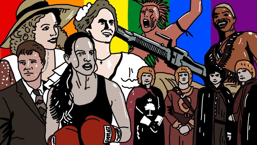Теперь снимать можно только про геев и сильных женщин? Павел Матяж о новых стандартах «Оскара»