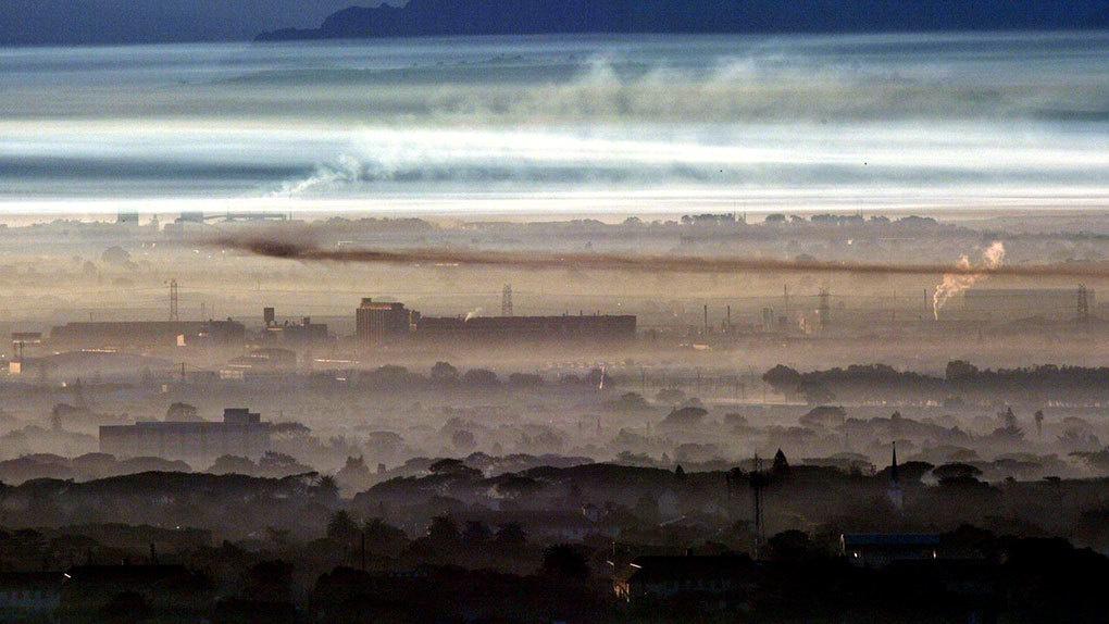 В 2020 году Екатеринбург дышал отравленным воздухом три месяца из девяти. Календарь смого-дней