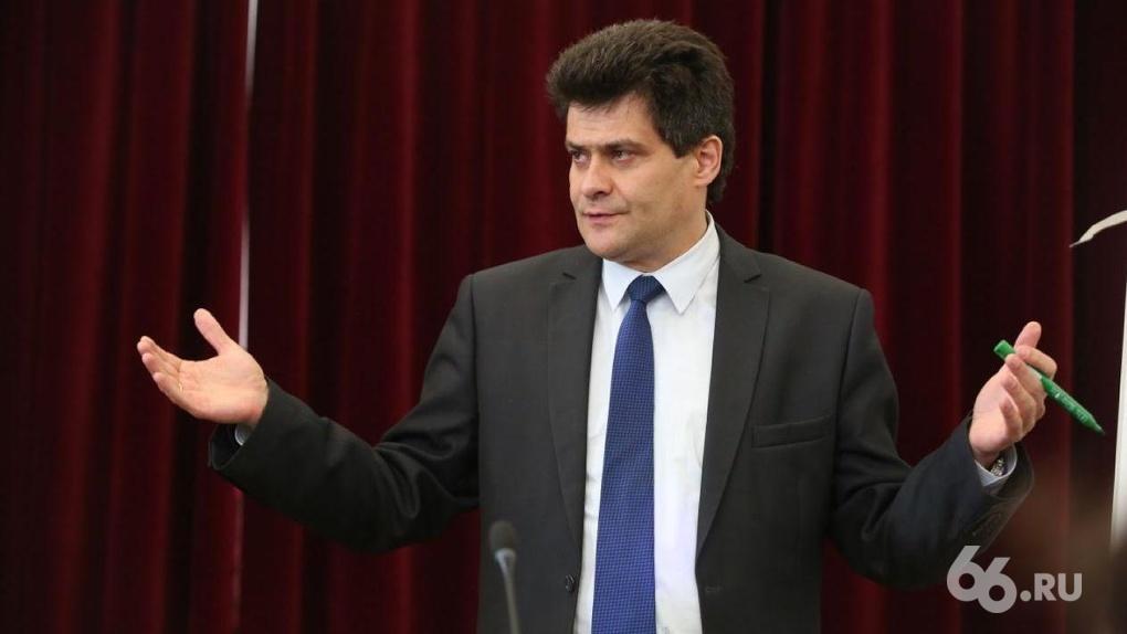 Александр Высокинский уходит. Губернатор выбрал Екатеринбургу нового мэра