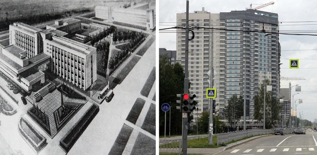 Эволюция города: как в 80-е годы в Екатеринбурге чуть не построили Сколково