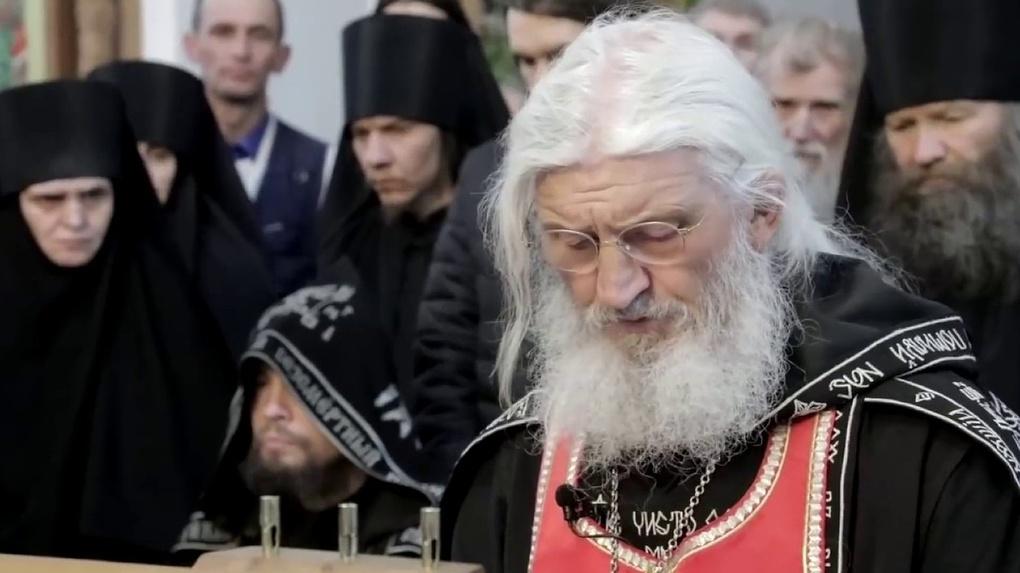 РПЦ запретила служить священникам Среднеуральского монастыря, захваченного схиигуменом Сергием