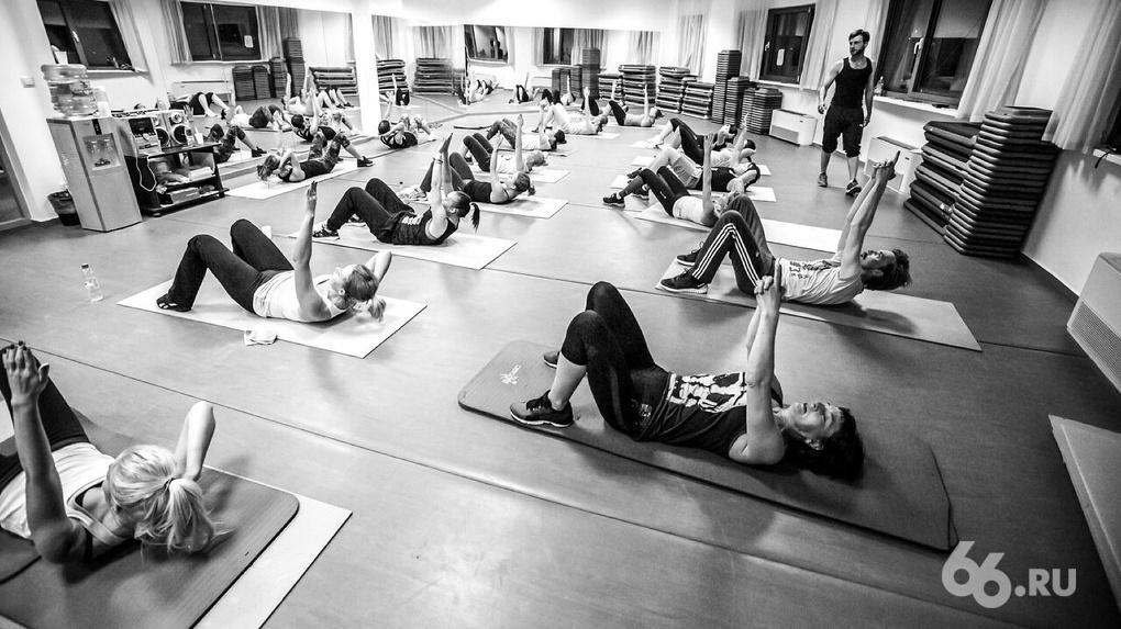 За время пандемии в Екатеринбурге закрылось 10% фитнес-клубов