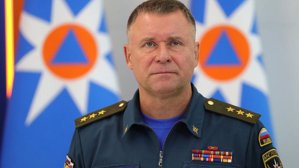 Глава МЧС России Евгений Зиничев погиб, спасая человека