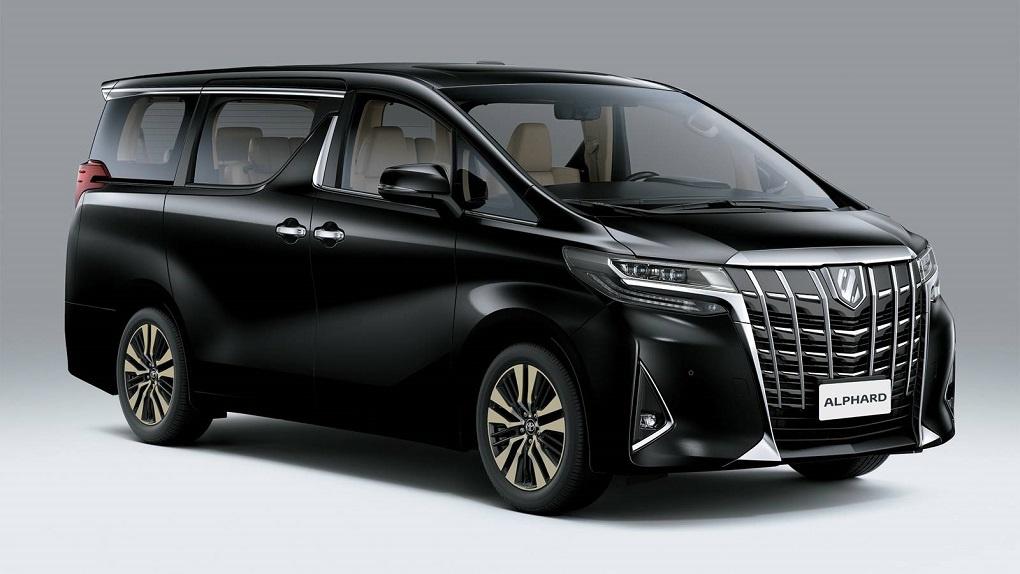 Toyota Alphard и Toyota Hiace  выигрышные авто для бизнеса