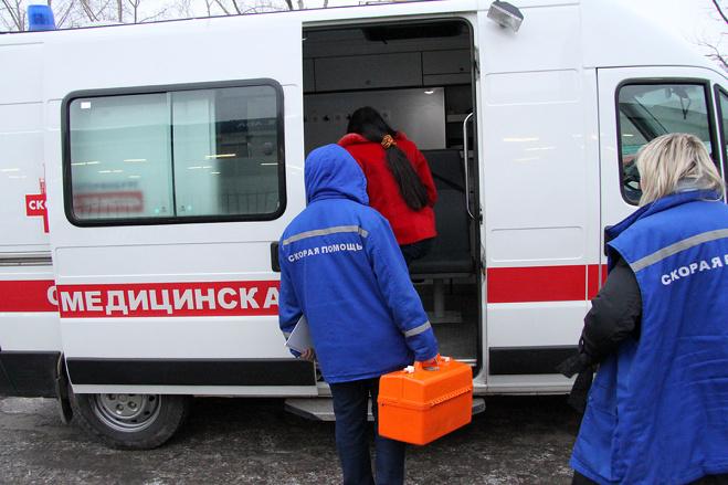 Платная скорая помощь в екатеринбурге