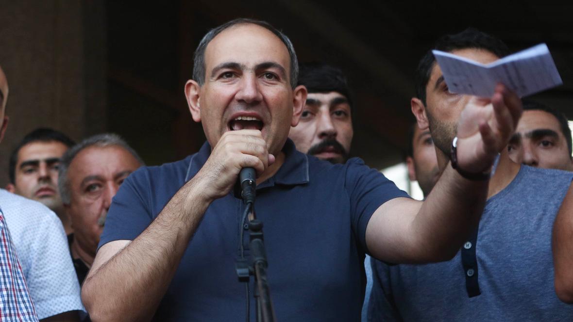 ВАрмении снова блокируют иперекрывают: оппозиция готовится квыборам