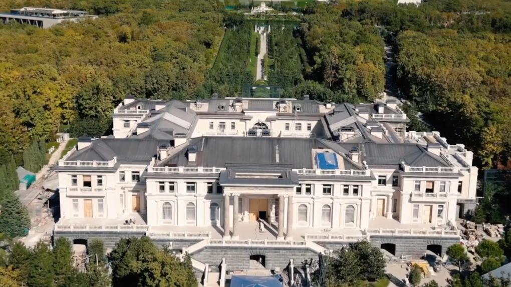 Президентский дворец из расследования Навального превратят в локации для видеоигр