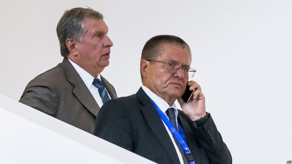 Алексей Улюкаев обвинил главу «Роснефти» в провокации взятки