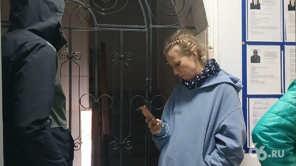 «Накрутить можно в обе стороны». Что грозит участникам потасовки с Ксенией Собчак в монастыре отца Сергия