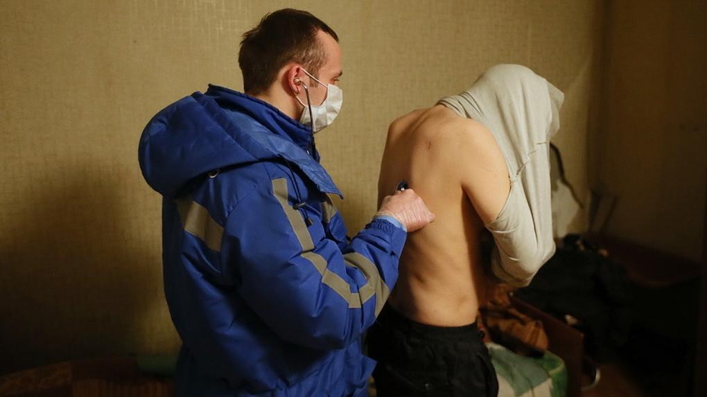 Екатеринбург вновь стал столицей СПИДа