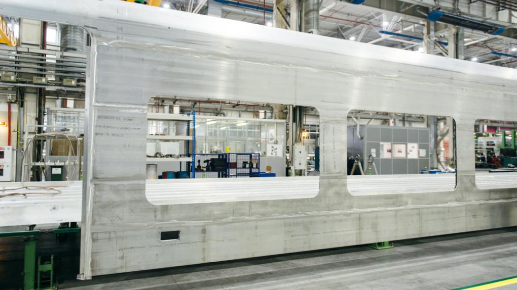 «Уральские локомотивы» начали работу по выпуску высокоскоростных электропоездов