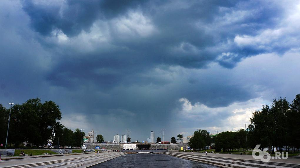 Спасатели объявили в День Победы штормовое предупреждение