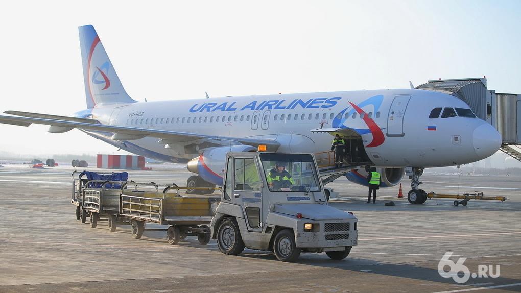 «Летели 15 человек на весь самолет»: в Кольцово прибыл последний рейс из Сианя