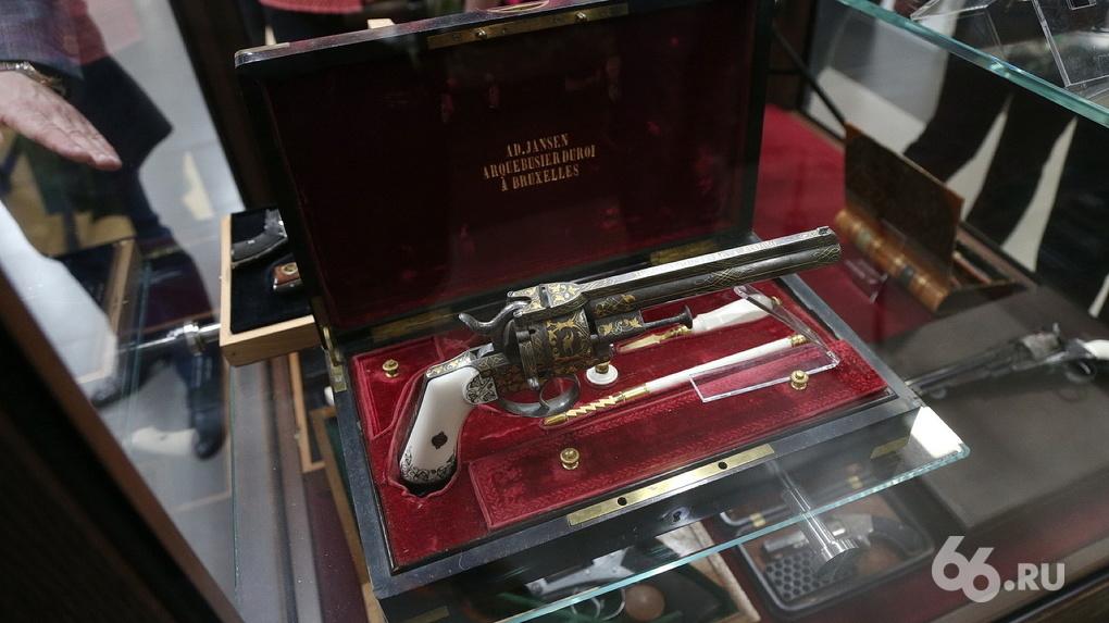 Что будет в новом Музее оружия РМК, который построят по проекту Нормана Фостера. 10 уникальных экспонатов