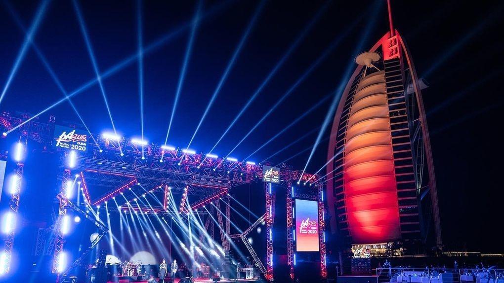 «Сима-ленд» и BY везут на фестиваль в Дубае Моргенштерна, Филиппа Киркорова, Леонида Агутина и «Би-2»