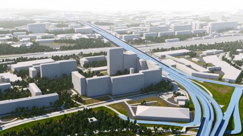 Развязку у «Калины» не построят к Универсиаде. Срок реконструкции сдвинули до 2024 года