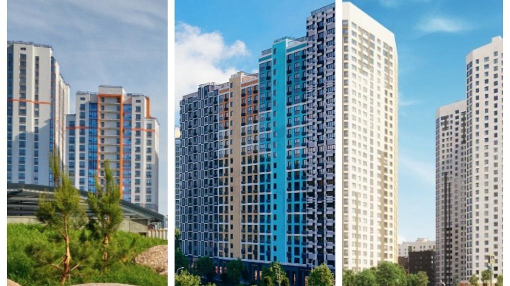 Угадай город по фото: Екатеринбург, Санкт-Петербург или Москва