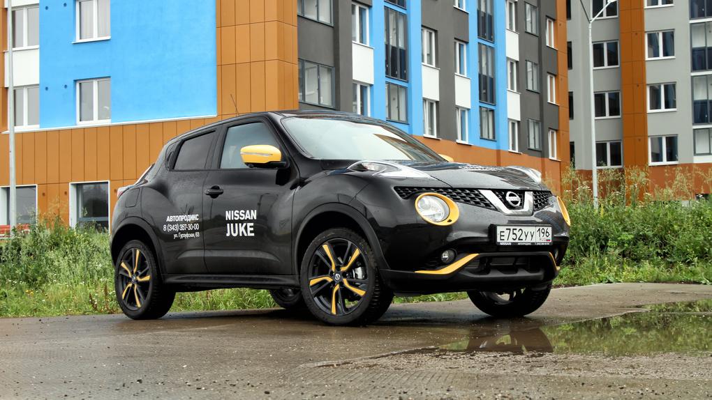Не «баян», а «классика»! Зачем вернулся Nissan Juke