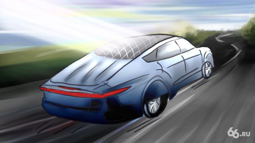 «Скоростные авто на солнечных батареях — реальность». Как в УрФУ учатся управлять свойствами материалов