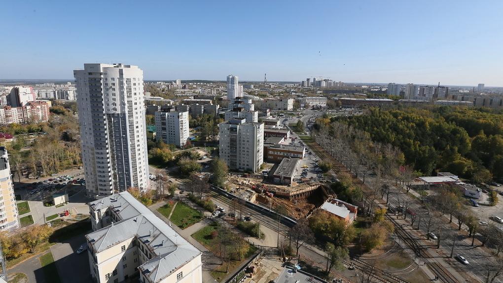 Екатеринбург превращается в провинцию. Результаты масштабного исследования российских городов