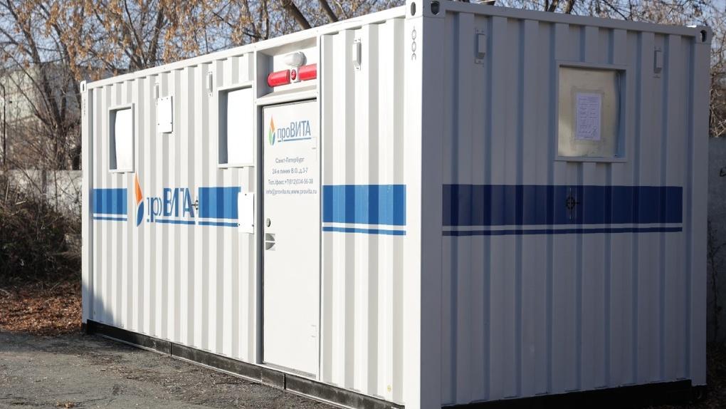 У скорой помощи Екатеринбурга появилась собственная кислородная станция