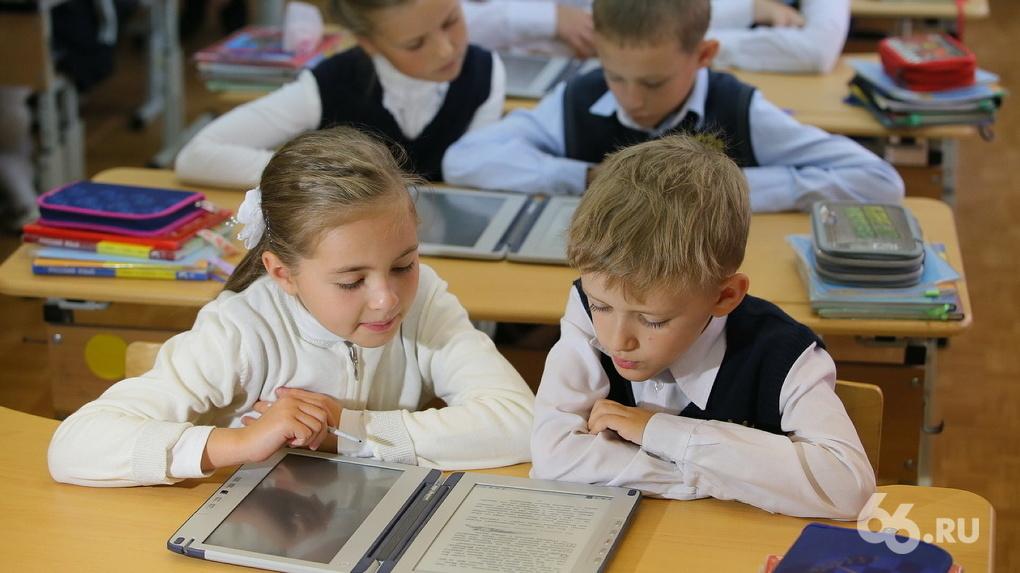 Дети поумнели на дистанте. За время карантина в Екатеринбурге выросло число стобалльников и медалистов