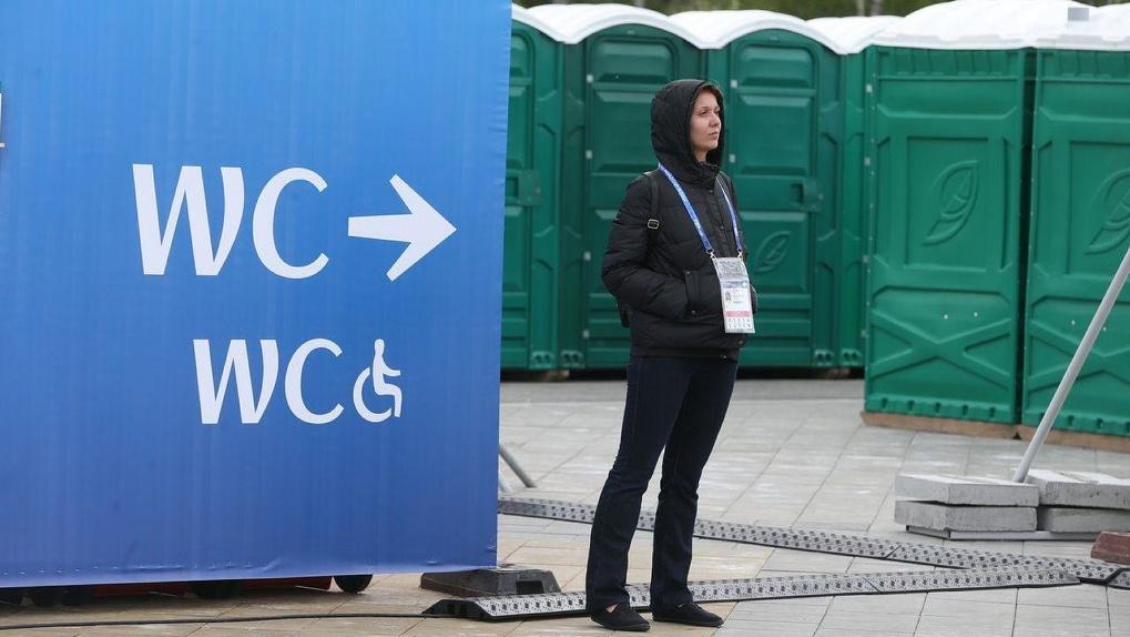 В Тюмени общественных туалетов — в десять раз больше, чем в Екатеринбурге. Как вообще так вышло