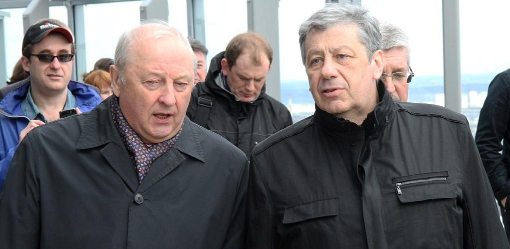 Кое-что о кризисе на рынке недвижимости: главными строителями Екатеринбурга оказались Аркадий Чернецкий и Эдуард Россель
