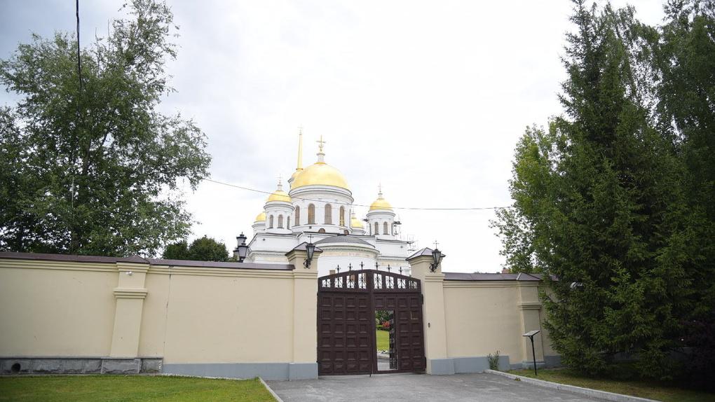Ново-Тихвинскому монастырю отдали под перспективную застройку сквер в центре Екатеринбурга