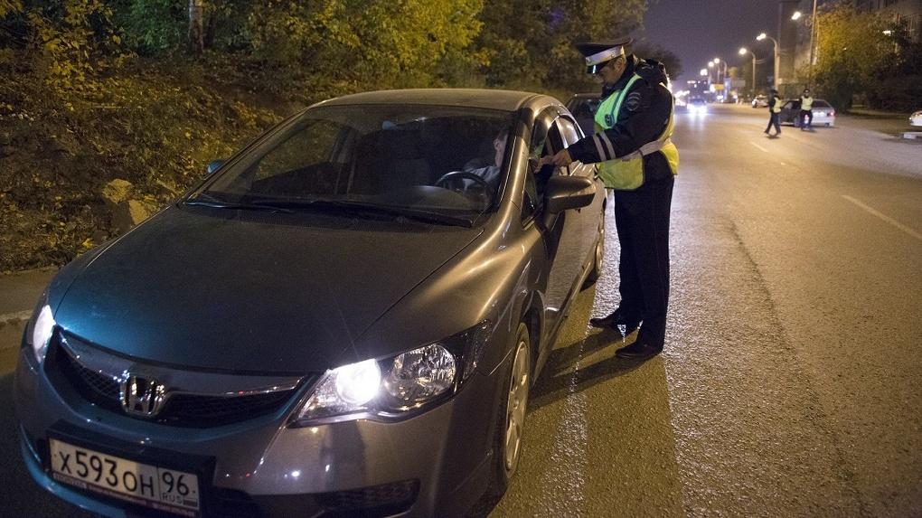 За два дня рейда полицейские поймали 162 пьяных водителя. Заявление ГИБДД
