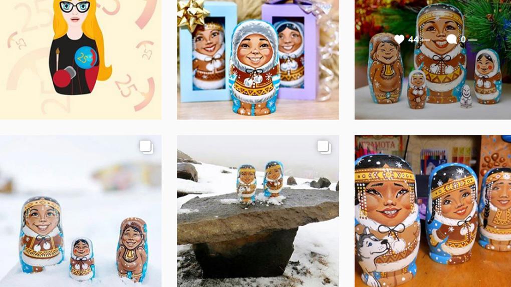 В поддержку Экспо: Евгений Куйвашев случайно открыл интернет-магазин чукотских матрешек