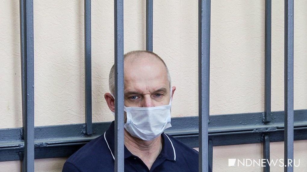 Михаил Шилиманов выступил в суде по делу «Титановой долины». Часть заседания закрыли от СМИ