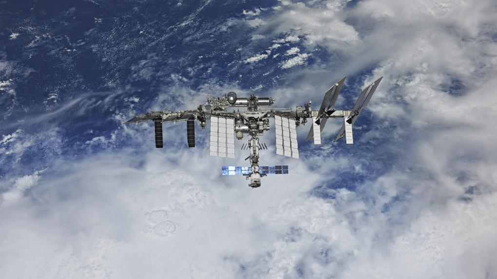В мае над Екатеринбургом можно будет увидеть МКС