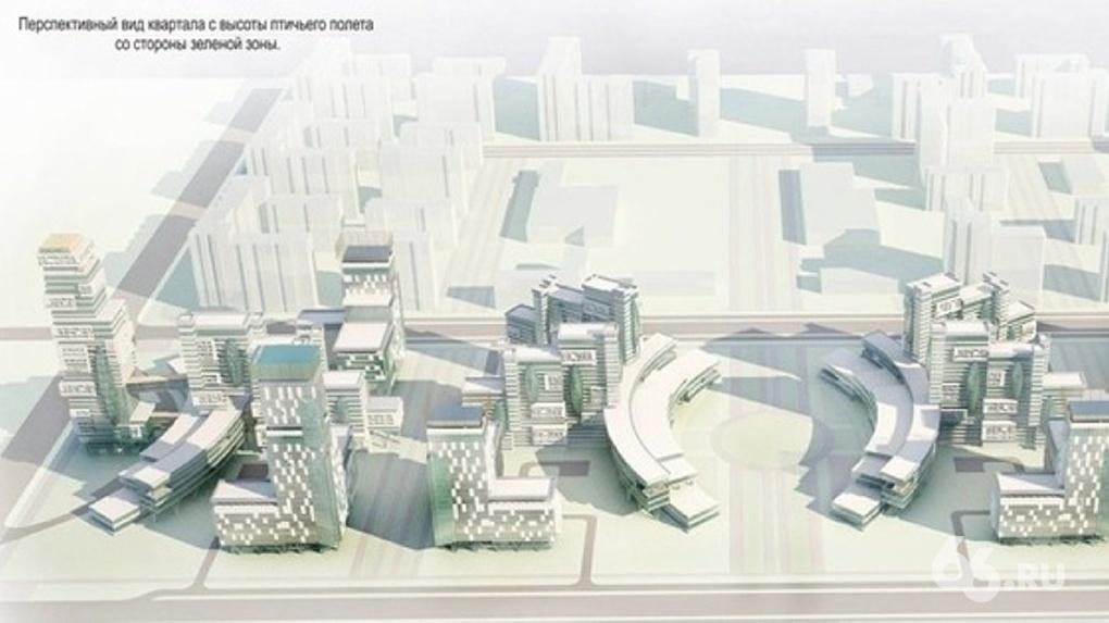 Градостроительный совет утвердил новый облик Академического