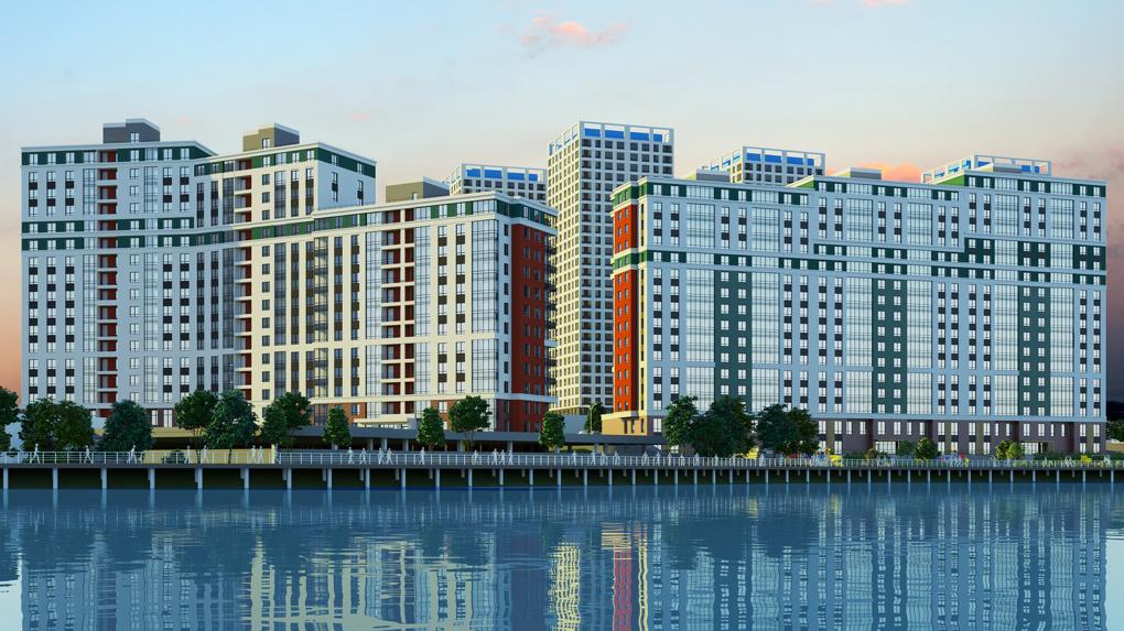 На юге Екатеринбурга построят жилые кварталы в стиле бажовских сказов