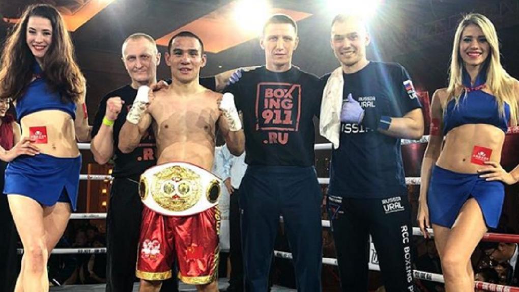 «Профессионалом я стал недавно». Боец из Екатеринбурга вошел в топ-15 Международной федерации бокса