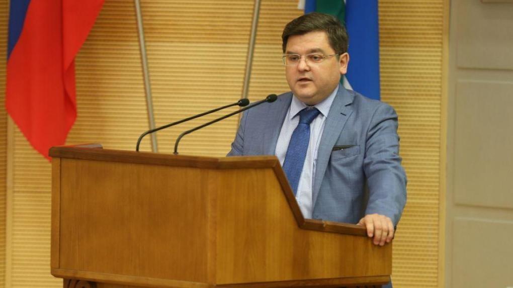 Руководитель аппарата мэрии Илья Захаров возглавит Центр управления регионом