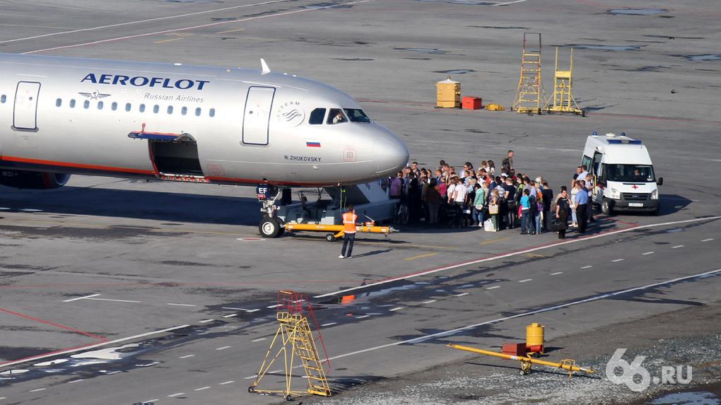 Владимир Путин разрешил авиакомпаниям составлять черные списки авиадебоширов