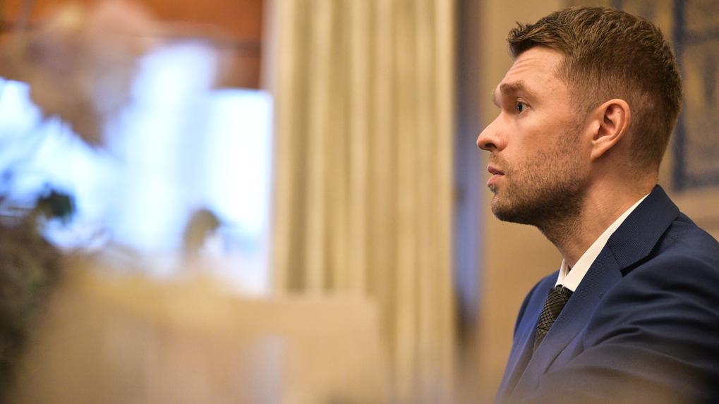 Гордума вынесла предупреждение депутату Алексею Вихареву за неполные сведения в декларации