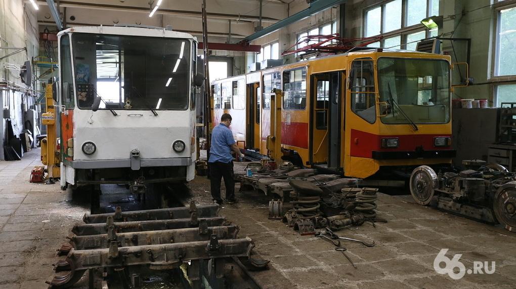 Транспортную реформу в Екатеринбурге снова отложили. Ее пытаются запустить с 2017 года